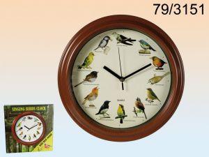 Hodiny -  ptačí