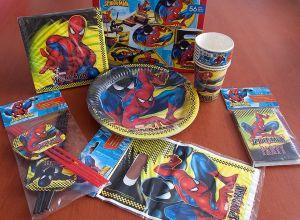 Party box Spiderman
