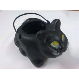 Kotlík kočka  1ks, 6 cm (11G)