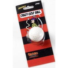 Míček na golf (81-D, 124) Smiffys.com