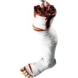 Noha utržená s obvazem (61, 124) Smiffys.com