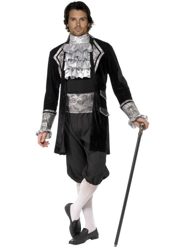 Kostým - Barokní vampír Smiffys.com