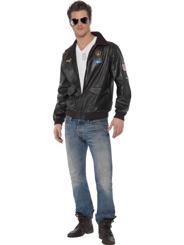 Kostým - Top Gun Smiffys.com
