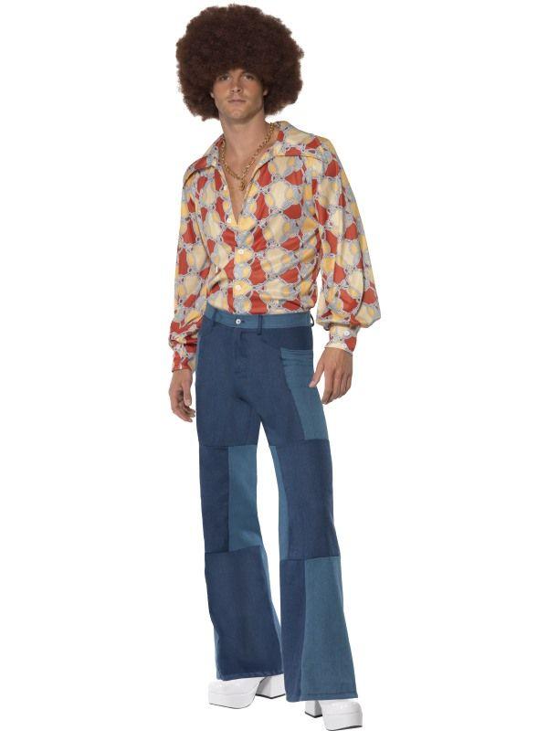 Kostým - 1970s Retro - L Smiffys.com
