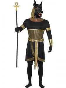 Kostým - Anubisův šakal - L