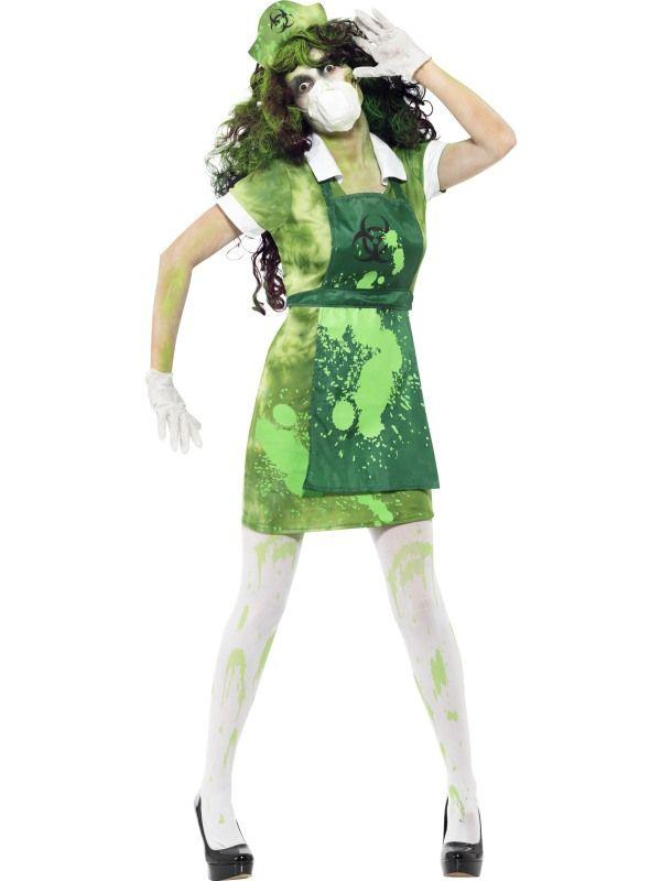 Kostým - Biohazard - L (96) Smiffys.com