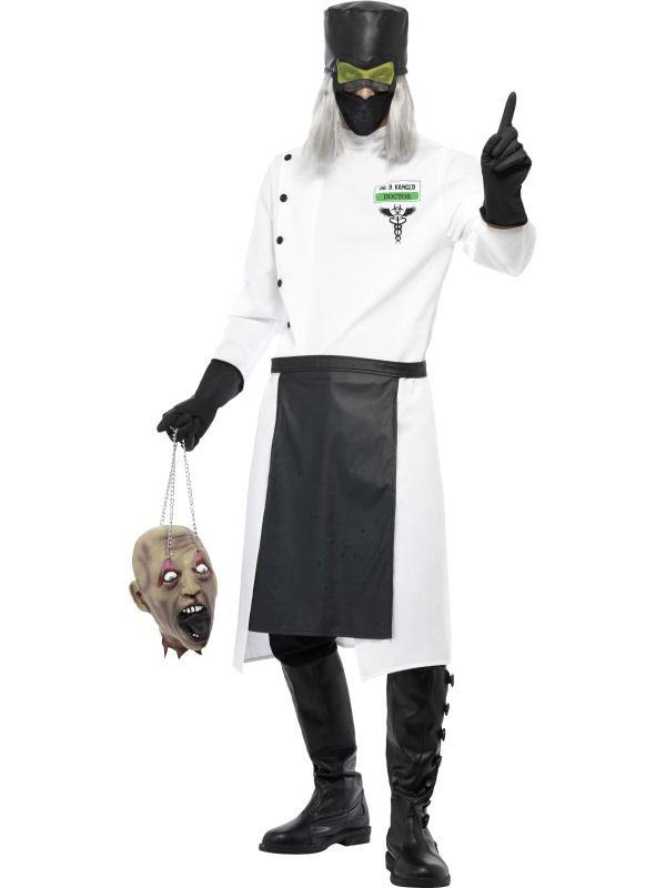 Kostým - Dr D.Ranged - L (124kr01) Smiffys.com