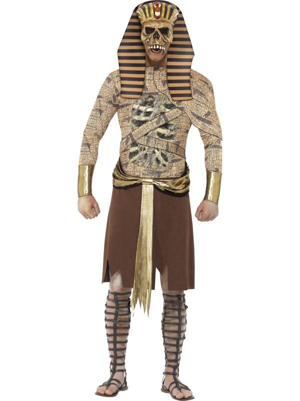 Kostým - Faraon - Zombie - L (104,124Kr04) Smiffys.com