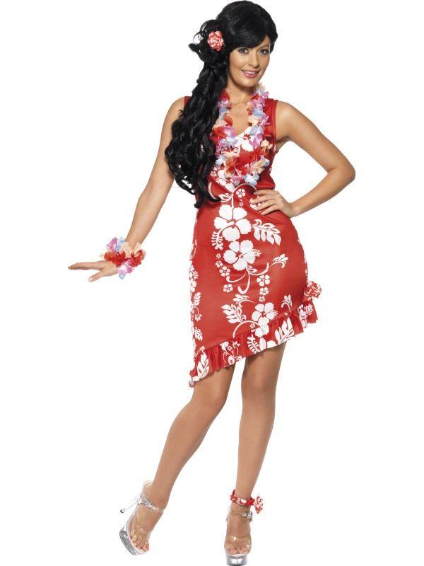 Kostým - Havajská dívka - M (88-D) Smiffys.com