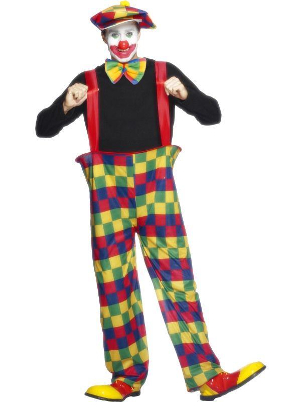 Kostým - Klaun - L (104) Smiffys.com
