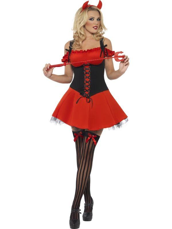 Kostým - Sexy čertice Smiffys.com
