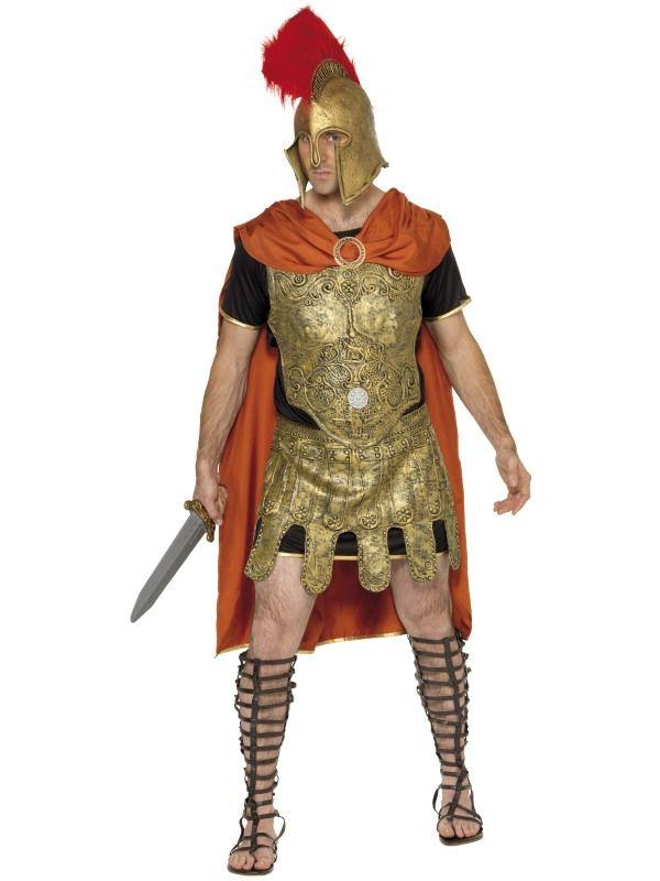 Kostým - Gladiator - M (101) Smiffys.com