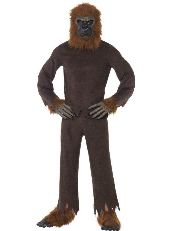 Kostým - Opice - M (84-H) Smiffys.com