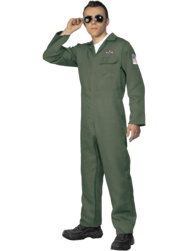 Kostým - letec - XL (105) Smiffys.com