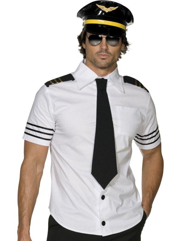 Kostým - Pilot - L (106) Smiffys.com