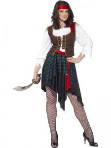 Kostým - Pirátská lady -  L (97)
