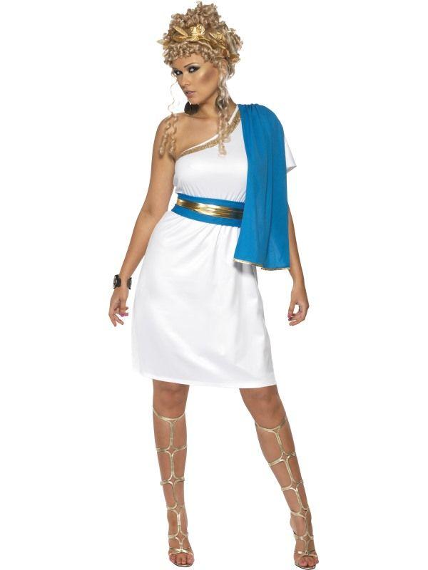 Kostým - Římská dáma - L (97) Smiffys.com