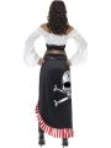Kostým - Smyslná pirátka - L (97) Smiffys.com