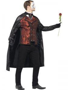 Kostým - Temná operní maškaráda - L (104) Smiffys.com