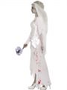 Kostým - Zombie - nevěsta - L Smiffys.com