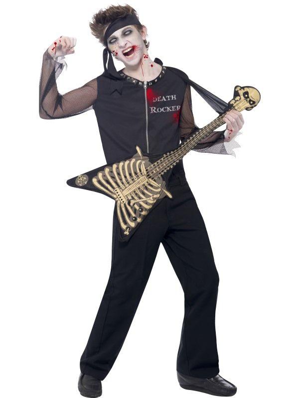 Kostým - Zombie - Rocker - L (86-F) Smiffys.com