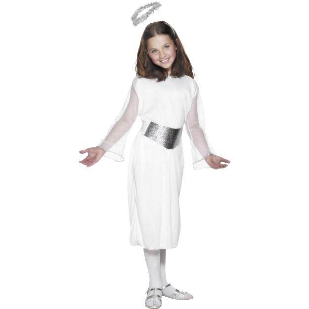 Dětský kostým - Anděl - L (85F) Smiffys.com
