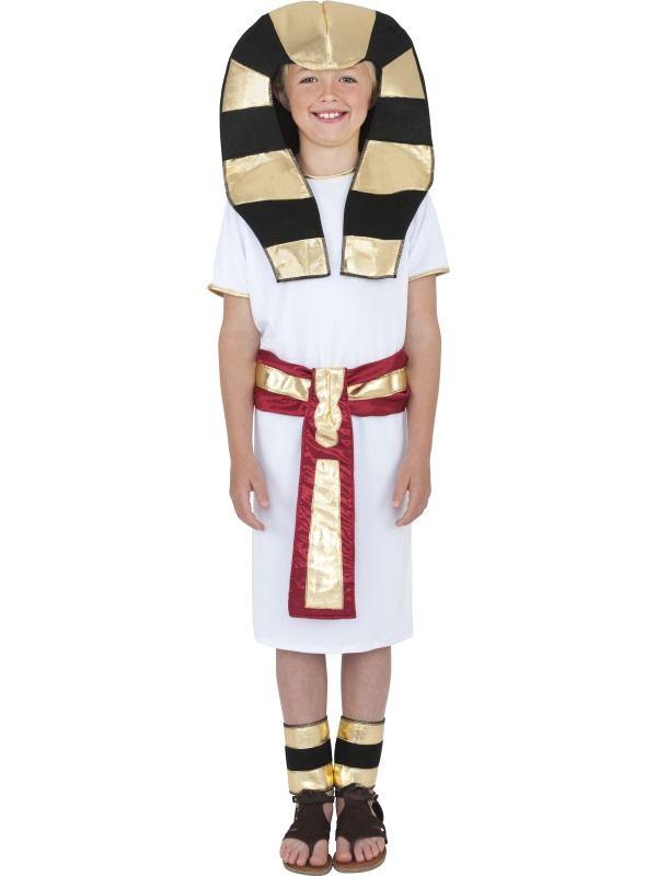 Dětský kostým - Egypťan - L (86-E) Smiffys.com