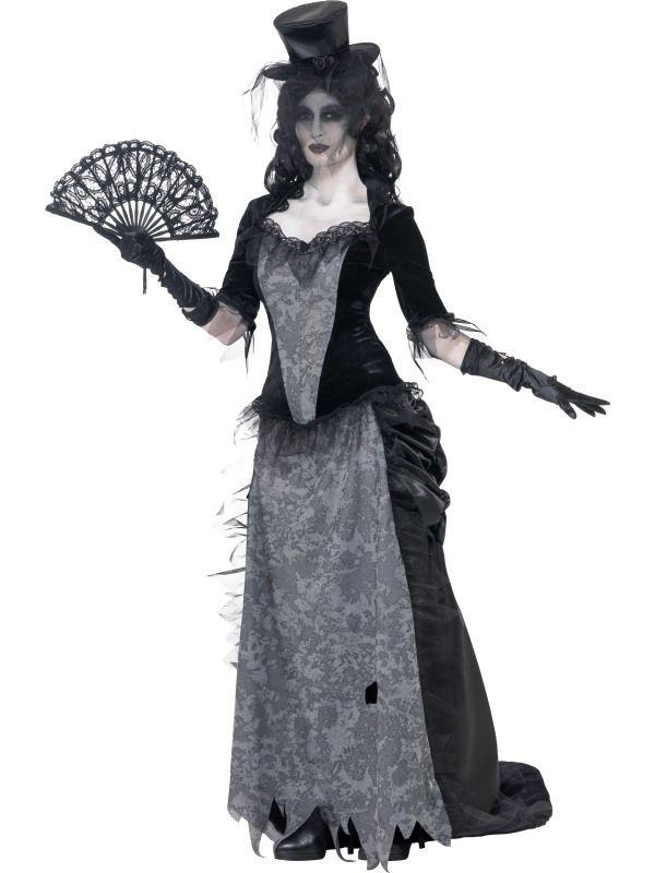 Kostým - Duch černé vdovy Smiffys.com