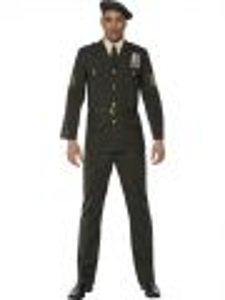 Kostým - Důstojník - L (106)