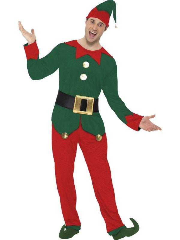 Kostým - Elf Smiffys.com