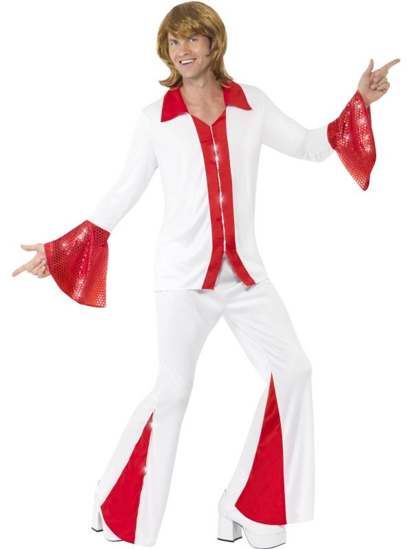 Kostým - Super Trooper - tanečník - L (103) Smiffys.com