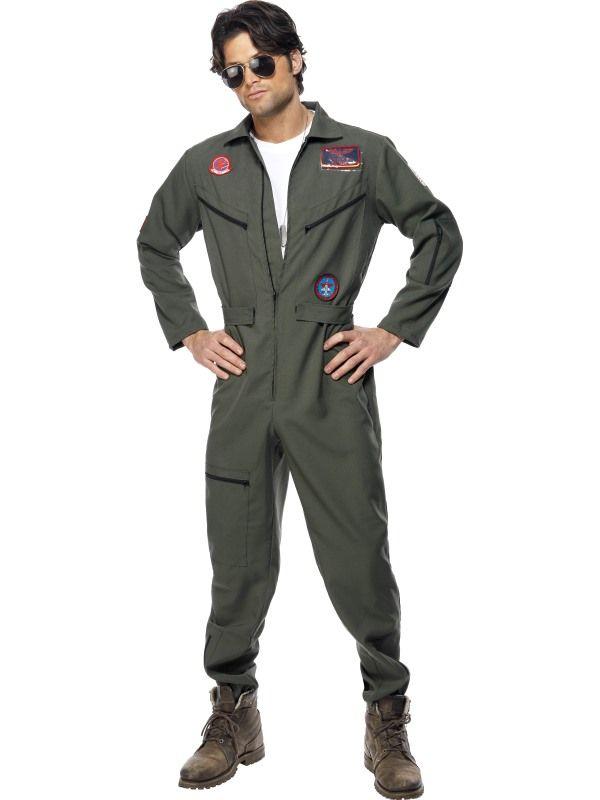 Kostým - Top Gun - XL (105) Smiffys.com