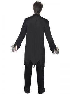 Kostým - Zombie - farář - L Smiffys.com