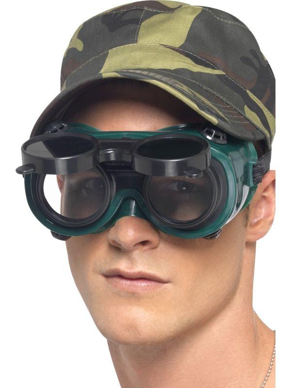 Brýle - noční vidění (48B) Smiffys.com