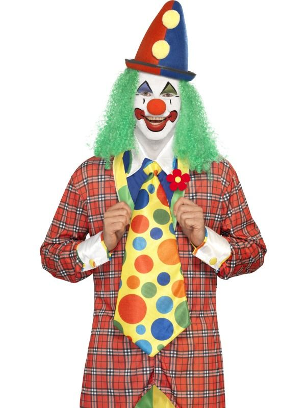 Sada klaun (10-C) Smiffys.com