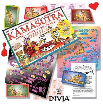 Hra kamasutra (71B) Divja.cz