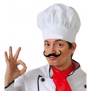 Čepice kuchař (121-C) Dreck