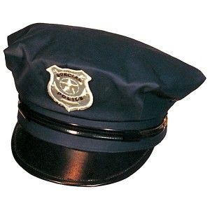 Čepice policejní - americká (112-I) Dreck
