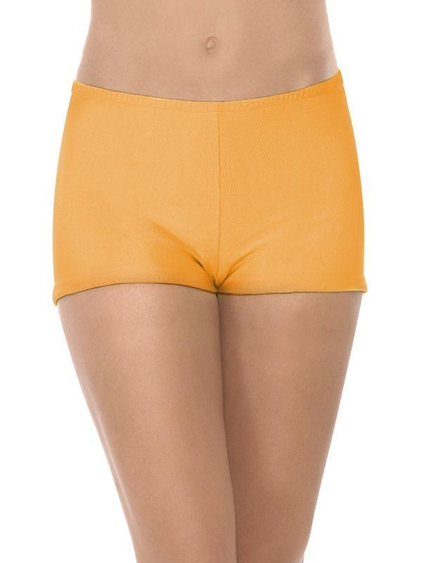 Sexy prádlo - Kalhotky neon oranžové (33- C) Smiffys.com