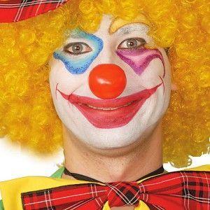 Nos klaunský plast