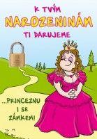 Přání princezna... Lowlands