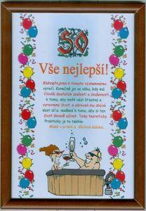 Rámeček - 50.....