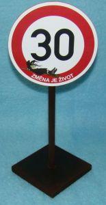 Značka 30  uni  (70-I)