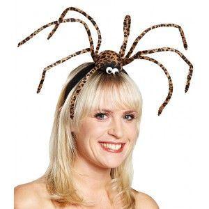 Čelenka -  s pavoukem (17)