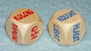 Kostka pro váhavé - 2ks (12-G)
