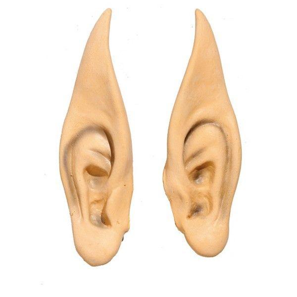 Uši - špičáté velké (93) Dreck
