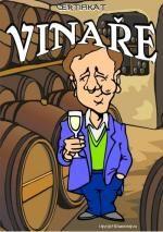Certifikát vinaře - č.01 (26) joke21
