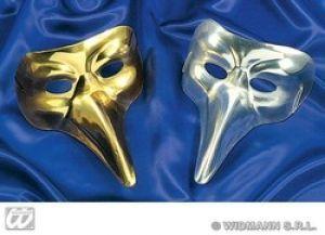 Maska Benátská- Dlouhý nos (16-D)