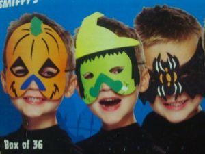 Škraboška pro děti Halloween - (16-G) Smiffys.com
