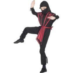 Dětský kostým - Ninja - L (86-E)